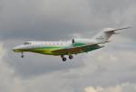IL-18さんが、ノリッチ空港で撮影した不明 Cessnaの航空フォト(写真)