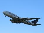 今ちゃんさんが、福岡空港で撮影したチャイナエアライン 747-409の航空フォト(写真)