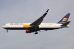Koba UNITED®さんが、ロンドン・ヒースロー空港で撮影したアイスランド航空 767-319/ERの航空フォト(写真)