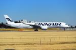 kamerajiijiさんが、成田国際空港で撮影したフィンエアー A350-941XWBの航空フォト(写真)