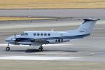 yabyanさんが、名古屋飛行場で撮影した中日本航空 B200 Super King Airの航空フォト(写真)