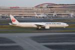 turenoアカクロさんが、羽田空港で撮影した日本航空 777-346の航空フォト(写真)