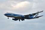 saoya_saodakeさんが、成田国際空港で撮影したエアブリッジ・カーゴ・エアラインズ 747-46NF/ER/SCDの航空フォト(写真)