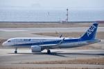 ジャコビさんが、関西国際空港で撮影した全日空 A320-271Nの航空フォト(写真)