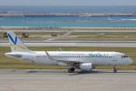 apphgさんが、那覇空港で撮影したバニラエア A320-214の航空フォト(写真)