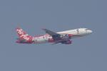 eagletさんが、シンガポール・チャンギ国際空港で撮影したエアアジア A320-216の航空フォト(写真)