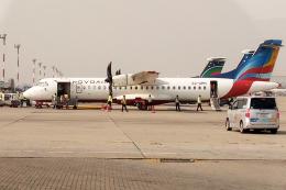 km-119さんが、シャージャラル国際空港で撮影したノヴォエア ATR-72-500 (ATR-72-212A)の航空フォト(飛行機 写真・画像)