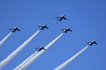 ひこ☆さんが、芦屋基地で撮影した航空自衛隊 T-4の航空フォト(写真)