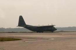 km-119さんが、シャージャラル国際空港で撮影したバングラデシュ空軍 C-130 Herculesの航空フォト(飛行機 写真・画像)