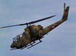 katsuura.Dさんが、徳島空港で撮影した陸上自衛隊 AH-1Sの航空フォト(写真)