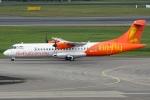 Ariesさんが、シンガポール・チャンギ国際空港で撮影したファイアフライ航空 ATR-72-500 (ATR-72-212A)の航空フォト(写真)