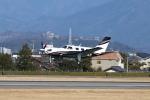 てくてぃーさんが、松山空港で撮影した日本個人所有 PA-46-500TP Meridian M500の航空フォト(飛行機 写真・画像)