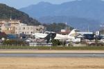 てくてぃーさんが、松山空港で撮影した日本個人所有 PA-28RT-201T Turbo Arrow IVの航空フォト(飛行機 写真・画像)