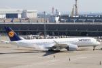 maverickさんが、羽田空港で撮影したルフトハンザドイツ航空 A350-941XWBの航空フォト(写真)