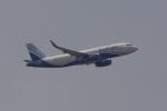 eagletさんが、シンガポール・チャンギ国際空港で撮影したインディゴ A320-232の航空フォト(写真)