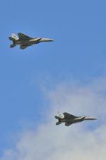 リョウさんが、嘉手納飛行場で撮影したアメリカ空軍 F-15D-36-MC Eagleの航空フォト(写真)