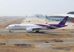 PGM200さんが、関西国際空港で撮影したタイ国際航空 A350-941XWBの航空フォト(写真)
