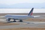 tomoyonさんが、関西国際空港で撮影したエールフランス航空 777-228/ERの航空フォト(写真)