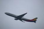 zero1さんが、香港国際空港で撮影したアシアナ航空 A330-323Xの航空フォト(写真)