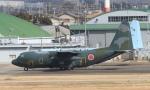 Aki-001さんが、名古屋飛行場で撮影した航空自衛隊 C-130H Herculesの航空フォト(写真)
