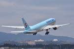 ワイエスさんが、鹿児島空港で撮影した大韓航空 777-2B5/ERの航空フォト(写真)
