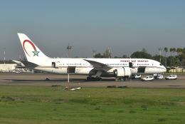 cornicheさんが、ムハンマド5世国際空港で撮影したロイヤル・エア・モロッコ 787-8 Dreamlinerの航空フォト(飛行機 写真・画像)