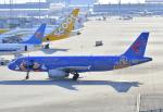 kix-boobyさんが、関西国際空港で撮影した中国東方航空 A320-232の航空フォト(写真)