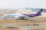 青春の1ページさんが、関西国際空港で撮影したタイ国際航空 A350-941XWBの航空フォト(写真)
