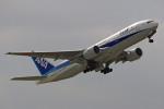 apphgさんが、那覇空港で撮影した全日空 777-281/ERの航空フォト(写真)