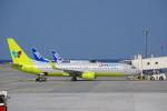 apphgさんが、那覇空港で撮影したジンエアー 737-8B5の航空フォト(写真)