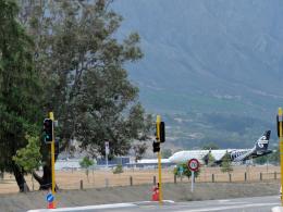 sunrise21さんが、クイーンズタウン空港で撮影したニュージーランド航空 A320-232の航空フォト(飛行機 写真・画像)