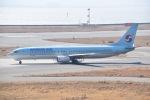 Yu-さんが、関西国際空港で撮影した大韓航空 737-9B5の航空フォト(写真)