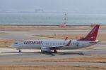 lonely-wolfさんが、関西国際空港で撮影したイースター航空 737-86Jの航空フォト(写真)