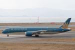 lonely-wolfさんが、関西国際空港で撮影したベトナム航空 787-9の航空フォト(写真)