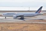 Yu-さんが、関西国際空港で撮影したエールフランス航空 777-228/ERの航空フォト(写真)