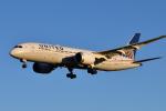 saoya_saodakeさんが、成田国際空港で撮影したユナイテッド航空 787-8 Dreamlinerの航空フォト(写真)