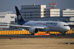 beimax55さんが、成田国際空港で撮影したアエロメヒコ航空 787-8 Dreamlinerの航空フォト(写真)