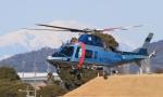 Aki-001さんが、名古屋飛行場で撮影した愛知県警察 A109E Powerの航空フォト(写真)