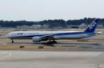 ハピネスさんが、成田国際空港で撮影した全日空 777-381/ERの航空フォト(写真)