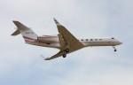 ハミングバードさんが、名古屋飛行場で撮影したTOYOTA MOTORS G500/G550 (G-V)の航空フォト(写真)