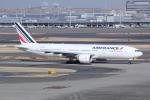 いっとくさんが、羽田空港で撮影したエールフランス航空 777-228/ERの航空フォト(写真)