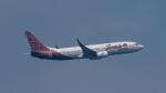 2wmさんが、シンガポール・チャンギ国際空港で撮影したマリンド・エア 737-8GPの航空フォト(写真)