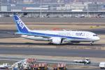いっとくさんが、羽田空港で撮影した全日空 787-8 Dreamlinerの航空フォト(写真)