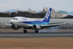 JA56SSさんが、伊丹空港で撮影したANAウイングス 737-54Kの航空フォト(写真)