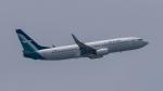 2wmさんが、シンガポール・チャンギ国際空港で撮影したシルクエア 737-8SAの航空フォト(写真)