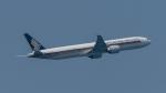 2wmさんが、シンガポール・チャンギ国際空港で撮影したシンガポール航空 777-312/ERの航空フォト(写真)