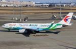 スポット110さんが、羽田空港で撮影した中国東方航空 A330-243の航空フォト(写真)