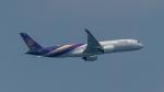 2wmさんが、シンガポール・チャンギ国際空港で撮影したタイ国際航空 A350-941XWBの航空フォト(写真)