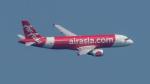 2wmさんが、シンガポール・チャンギ国際空港で撮影したエアアジア・インドネシア A320-216の航空フォト(写真)