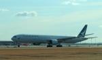STAR TEAMさんが、中部国際空港で撮影したキャセイパシフィック航空 777-367の航空フォト(写真)